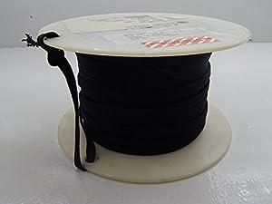 Santa Fe Textiles 591-0274-004, A6SZ-62827A Black Nylon Sleeving T87672