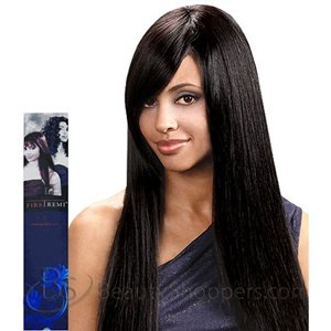 BOBBI BOSS FIRST REMI 100% Premium Human Hair Weave - PRIME YAKY 12