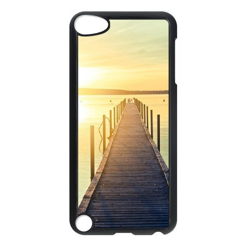 DIYYuli(RM) Beauty Personalized Design Sunrise Hard Back Cover Case for Ipod Touch 5 - KkUi049440 sale off 2015