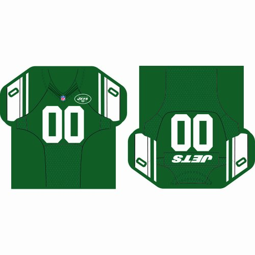 New York Jets Bottle Freezer Jersey at Amazon.com