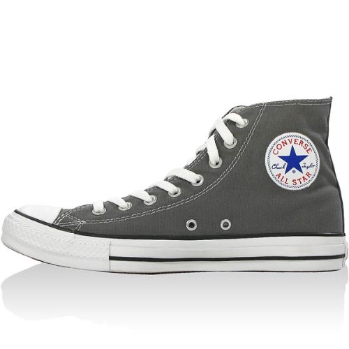 Converse Unisex Chuck Taylor AS Speciality Hi Lace-Up Charcoal 1J793 7 UK