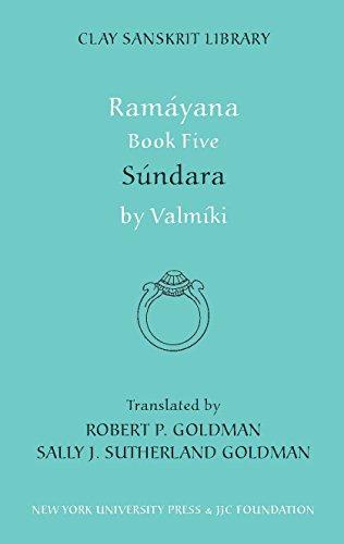 Ramayana: Sundara: Bk. 5 (Clay Sanskrit Library)