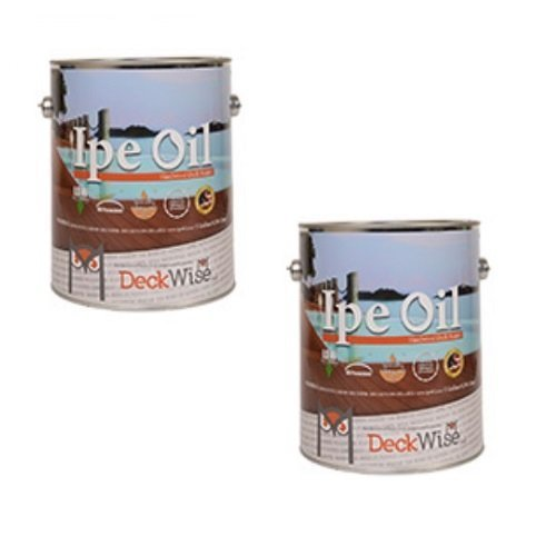 deckwise-ipe-oil-hardwood-deck-finish-uv-resistant-2-cans-1-gallon-each