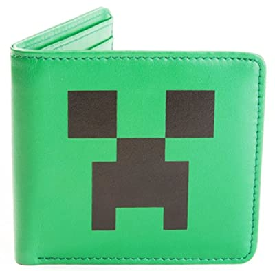 Minecraft Creeper Wallet by Jinx