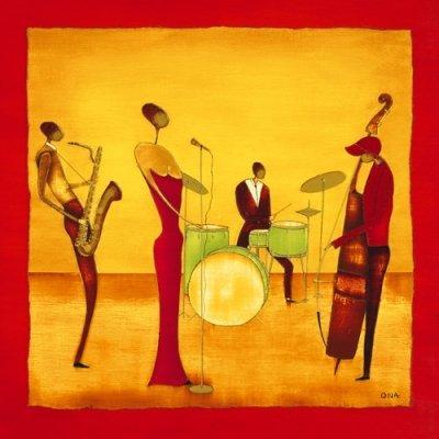Jazz-Band-von-Ona