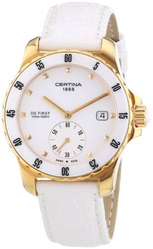 Certina Ladies'Watch XS Analogue Quartz C014,235,36,011,00 Leather