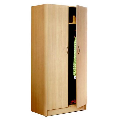 Natural Maple Wardrobe Cabinet Natural Maple front-546565