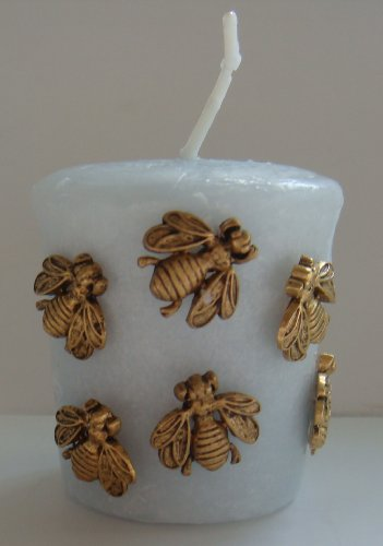 Bumble Bee and Scented Candle Party Favor - Perfect for Bridal Showers and Baby Showers