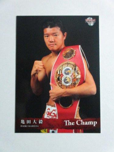 BBM2013ボクシングカードセット「The Champ」《亀田大毅》レギュラーカード23