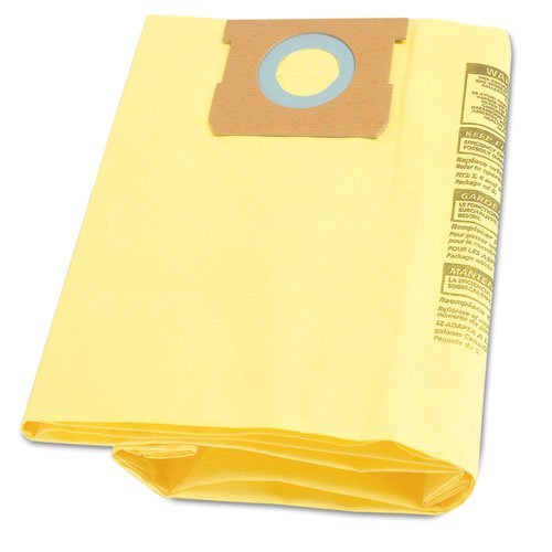 Shop-Vac - High Efficiency Collection Filter Bags, 5 8Gal, 2/Pack 9067100 (Dmi Pk front-59982