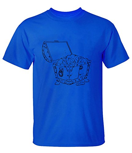 ljcnr-t-shirt-uomo-blue-xs