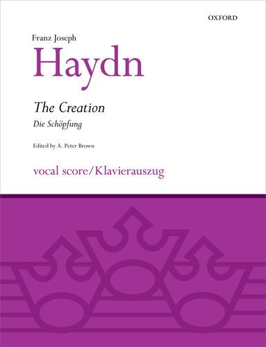 The Creation: Vocal score (Classic Choral Works)