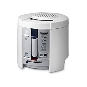 DeLonghi F 26237 Fritteuse mit Total Clean System 1800 Watt