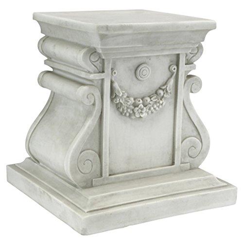 Design Toscano Classic Statuary Plinth Bases, Medium (Design Toscano Urn compare prices)