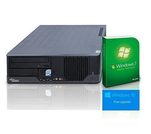 Refurbished-Office-PC-mit-3-Jahren-Garantie-Fujitsu-Siemens-Esprimo-E5730-Made-in-Germany-Intel-Core-2-Duo-E8500-2x-316Ghz-160-GB-HDD-7200-rpm-DVD-ROM-Stabiles-Metallgehuse-Small-Form-Factor-Thin-Clie