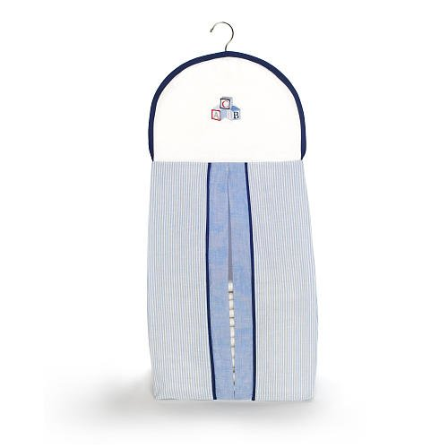 FAO Schwarz Toy Box Diaper Stacker