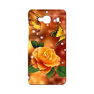 BLUEDIO Designer 3D Printed Back case cover for Xiaomi Redmi 2 / Redmi 2s / Redmi 2 Prime - G7514