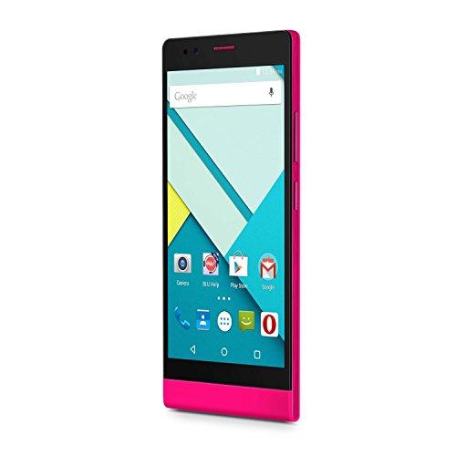 BLU Life 8 XL  Smartphone - Unlocked -  US GSM - Pink