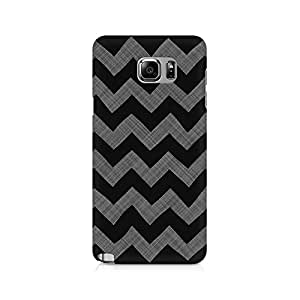 Mobicture Premium Printed Back Case Cover With Full protection For Samsung Galaxy Note 5