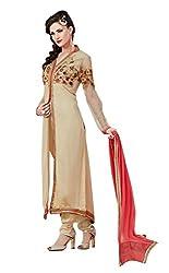 Surbhi Fashion-SDVI-SHEEBA10720-Designer Semi Stitched Dress Material