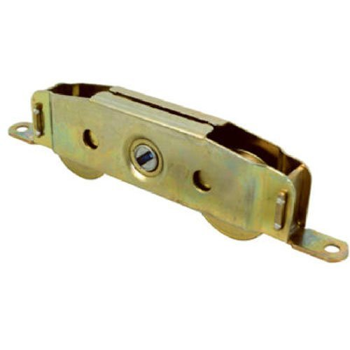 Slide-Co 13808-S Sliding Patio Door Roller Assembly, 1-1/4 in.  Wheel Diameter, Steel Ball Bearing Wheels (Rollers For A Sliding Glass Door compare prices)