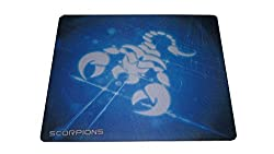 Technotech Soft Gaming Mousepad - Medium Size (Design/Color May Vary)