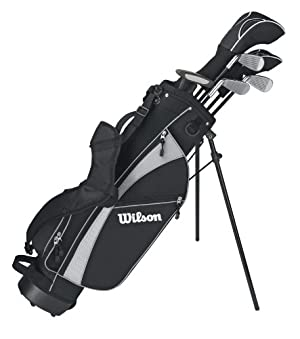 Wilson Profile Complete 6-Piece Package Set (Junior,? Boy's, Left-Hand, Ages 10-13) at Sears.com
