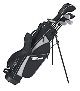 Wilson Profile Complete 6-Piece Package Set (Junior,  Boy
