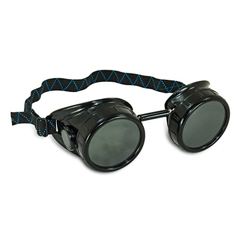 Black Welding Cup Goggles
