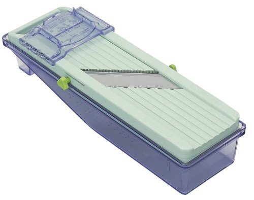 Benriner Slicer with Collection Tray