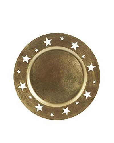 GALILEO Platzteller 24er Set gold
