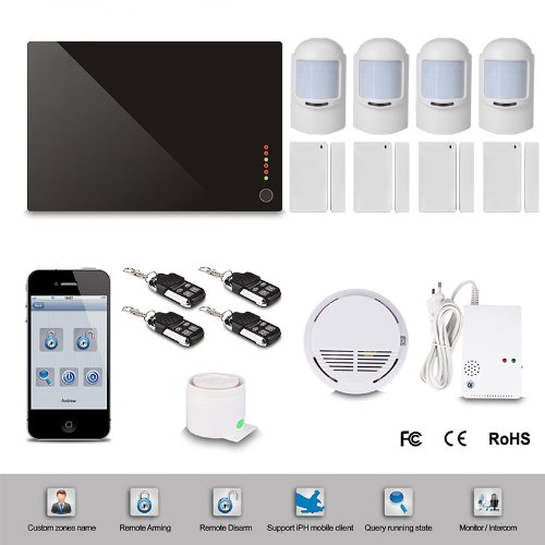 top 10 best wireless home security alarm system wireless