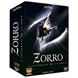 Coffret int�grale Zorro, saison 1 et 2 - version coloris�epar Guy Williams
