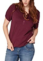 Triangle by s.Oliver Damen T-Shirt 33.406.32.8160