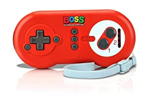 Wii Boss - Red