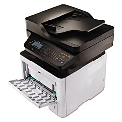 Samsung SLM3370FD ProXpress M3370FD Multifunction Laser Printer, Copy/Fax/Print/Scan