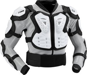Fox Racing Titan Sport Jacket White 2X