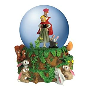 Westland Giftware Sleeping Beauty Water Globe, 100mm by Westland Giftware - Home Decor