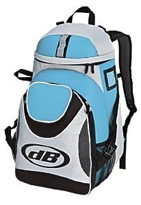 Buy Debeer Lacrosse DBGP Gear Pack (14.5-Width x 13-Diameter x 23-Height-Inch) by deBeer