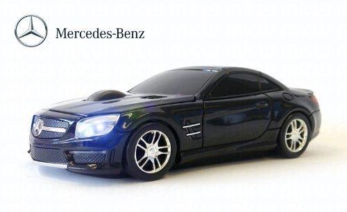 mercedes-benz-sl63-amg-souris-dordinateur-sans-fil-noir