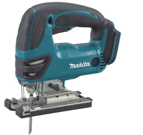 Makita Bare-Tool BJV180Z 18-Volt LXT Lithium-Ion Cordless Jig Saw