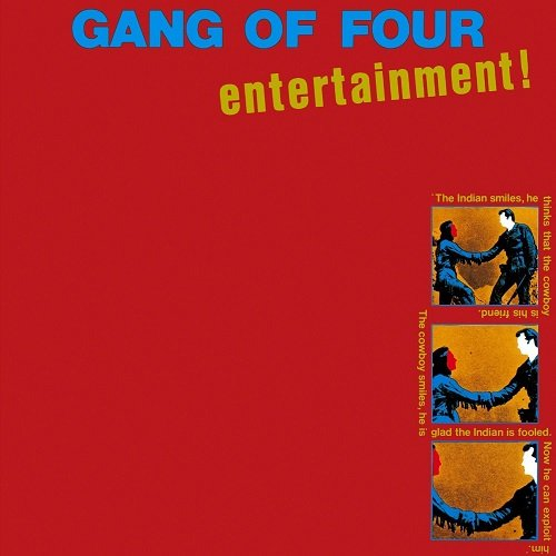 GANG OF FOUR - ENTERTAINMENT (UK)