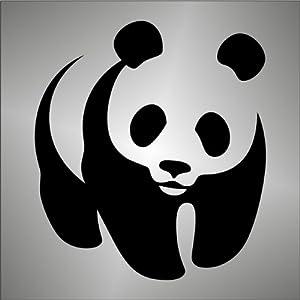 Adesivo PRESPAZIATO Panda sticker   recensioni dei clienti