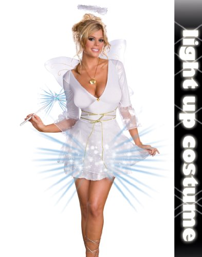 Heavenly De-Light Sexy Angel Costume