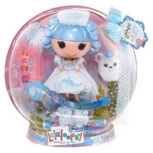 Lalaloopsy Collectors Edition Holiday Doll - Ivory Ice Crystals - 2012