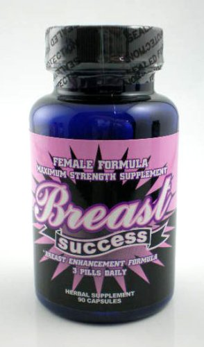 Breast Success Large Bust Enhancement Pills 90 Caps