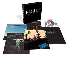 Eagles Studio Albums 1972-1979