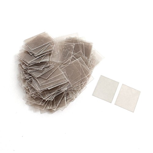 200Pcs 20mm x 25cm x 0.12mm Repairing Part Mica Insulator Sheets (Microwave Trim Kit 36 compare prices)
