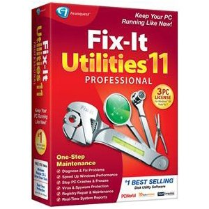 Fix - It Utilities 11 Professional [Old Version]