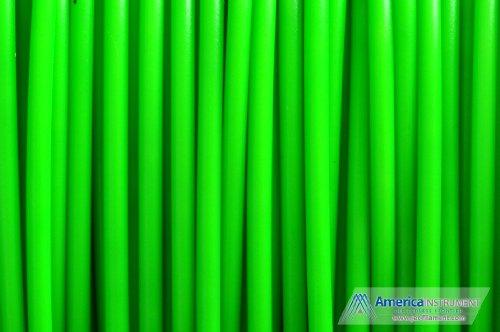 Jet - PLA (1.75mm, Green color, 1.0kg =2.204lbs) Filament on Spool for 3D Printer MakerBot RepRap MakerGear Ultimaker & Up!